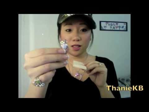 Jewelry ♥ Haul & How to Organize it