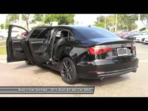 Audi A Coral Springs FL PC Good Speed Cars - Coral springs audi