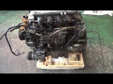 Двигатель Ssangyong Istana OM662. Взаимозаменяемость