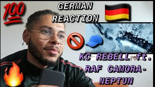 KC Rebell X RAF Camora – Neptun | GERMAN REACTION DAVE ANTHONY