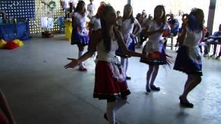 Pastoril Da Escola Estadual Teotôno Vilela 2014 - Meu São José