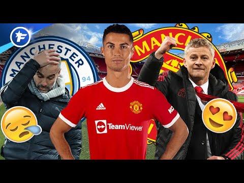 Manchester City n'avait aucune chance de signer Cristiano Ronaldo   Revue de presse