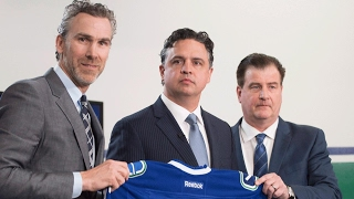 Trevor Linden on rebuilding, the NHL Draft and hiring Travis Green