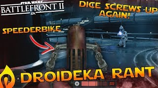 Star Wars Battlefront 2 - No Planned Droideka Rant!