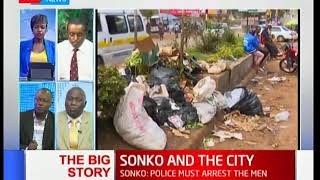 The Big Story: Governor Mike Sonko and the city