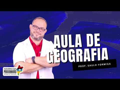 AULA 02 | A Localização do Território Brasileiro - Parte 01 de 03 - GEOGRAFIA