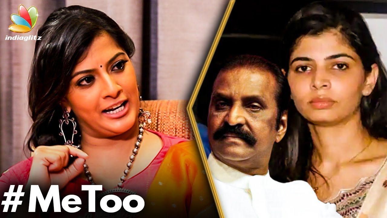 Dont Question Chinmayi : Varalaxmi Bold Statement | Interview | Vairamuthu | MeToo India