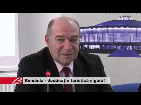 România – destinație turistică sigură!