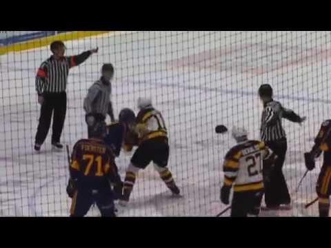 Nathan Allensen vs. Lucas Rowe