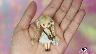 Emily My Handmade Miniature Doll (Articulated)