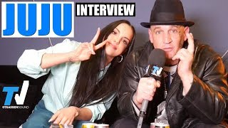 JUJU Interview Mit MC Bogy   Vermissen, Henning May, SXTN, Bling Bling, Xavier   TV Strassensound
