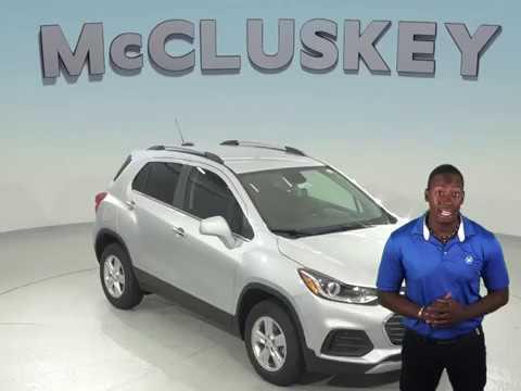 2018 Chevrolet Trax Lt In Cincinnati 183466 Mccluskey Chevrolet