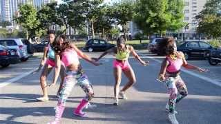 """WATCH OUT FOR THIS"" Major Lazer Choreography"