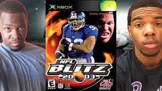 YOU THINK YOU'RE DOPE! - NFL Blitz 2003 | #ThrowbackThursday ft. Juice