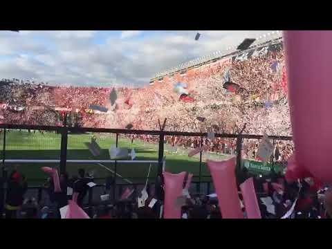 """""""Increíble recibimiento de COLON DE SANTA FE!"""" Barra: Los de Siempre • Club: Colón • País: Argentina"""