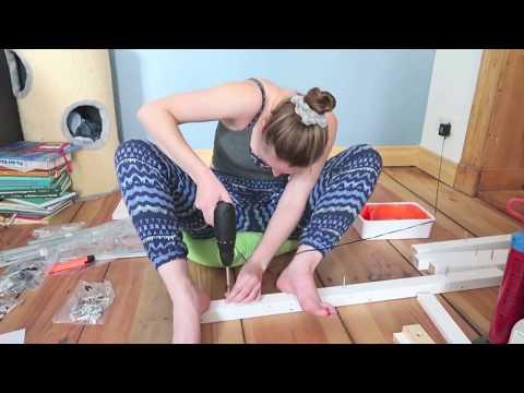#IKEA-VLOG 🇸🇪 HEMNES KOMMODE AUFBAUEN - 8 Stunden später....😉Kirsty Coco