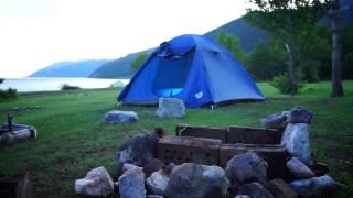 В путь-палатку - Большое Голоустное / Выпуск 1