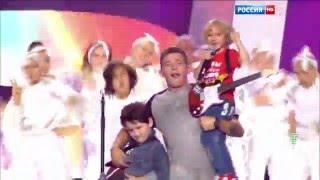 Коля Серга и Дикие Гитары - Ради красивых детей (Рождественская песенка года 2016)