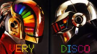 Daft Punk - One More Time (Club mix)
