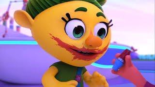 Монсики - Море любви ❤️ Новые мультики про любовь и дружбу - Для детей