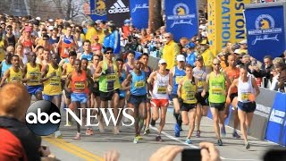 Boston Marathon 2016 Takes Place Under Heavy Security