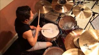 CHUNK! NO,CAPTAIN CHUNK! - We R Who We R (Ke$ha) - Drum Cover