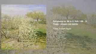 Symphony no. 88 in G, Hob. I:88