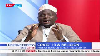 How to balance need to contain COVID-19 and need for religious activities