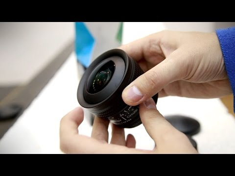 Lensbaby 5.8mm f/3.5 Circular Fisheye lens review with samples (full-frame and APS-C)