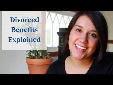 Divorced Spouse Social Security Benefit