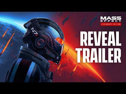 Trailer d'annonce de la date de sortie de Mass Effect: Legendary Edition