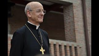 El prelado del Opus Dei en Torreciudad