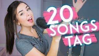 20 SONGS TAG |Eynin24