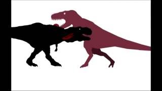 Dinosaur Battle Royale: Tribute to Spinosaurus Productions/Ezan