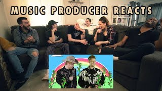 Music Producer Reacts To Ed Sheeran & Justin Bieber   I DONT CARE