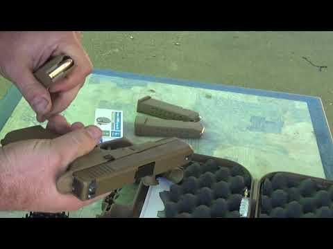 Новый пистолет Глок 19х обзор Glock 19x