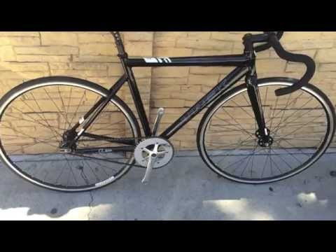 2012 Trek T1 Fixed Gear Track Bike