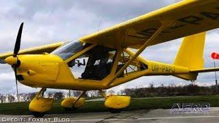 Airborne 12.01.17: ThunderBird Boss Fired, Wingsuit Flight, Aeroprakt Milestone