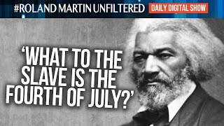 EXCLUSIVE! Activists, celebs read Frederick Douglass' Epic 4th of July speech