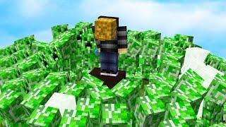 Minecraft MONSTER PARKOUR! with PrestonPlayz & Kenny