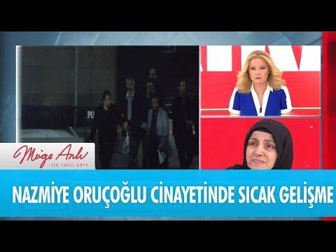 Nazmiye Oruçoğlu cinayetinde sıcak gelişme - Müge Anlı İle Tatlı Sert 8 Kasım 2018