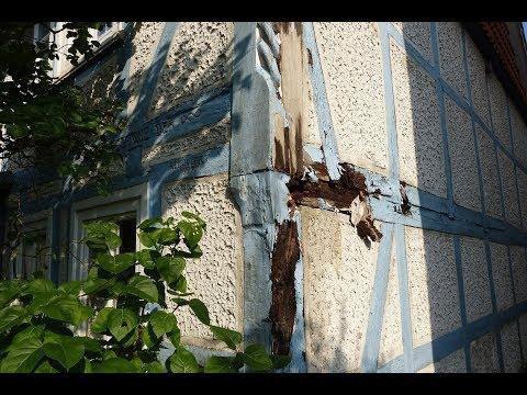 Totalschaden am Fachwerkhaus 20 Jahre nach Renovierung