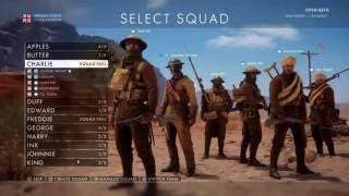 Battlefield  1 beta  на ps 4