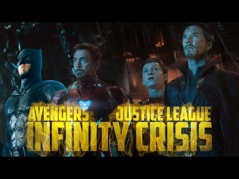 Avengers v Justice League: Infinity Crisis - Announcement Trailer