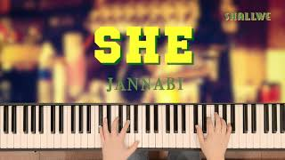 잔나비(Jannabi) - She _ Piano cover by.Shallwe