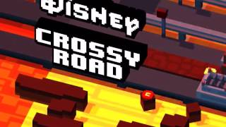 DISNEY CROSSY ROAD THE INCREDIBLES Characters Unlocked Gameplay iOS / Android