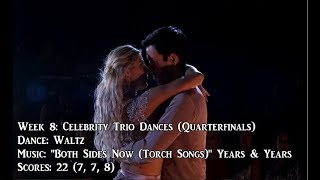 Drew Scott - All Dancing With The Stars Performances