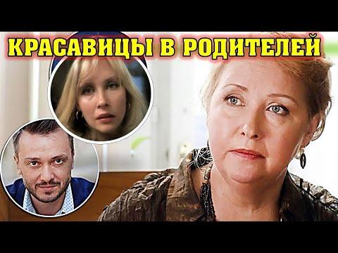 Обе стали актрисами! Как выглядят Дочери Светланы Рябовой, которых она родила от актёра