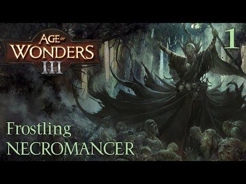 Age of Wonders 3   Frostling Necromancer - #1