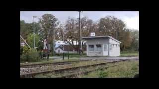 preview picture of video 'Bahnübergänge in Lindau (Bodensee) – nix wie hin!'